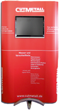 EVO-TEX mit Expand MonitorStand